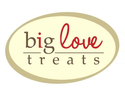 Big Love Treats Logo