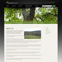 Freshford Nurseries Website